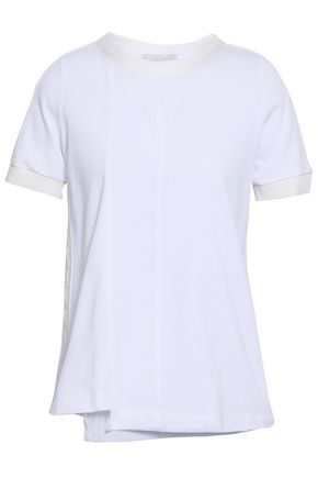 3.1 PHILLIP LIM Cotton-jersey T-shirt