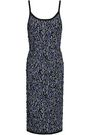 MICHAEL KORS COLLECTION Jacquard-knit dress