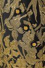 MICHAEL KORS COLLECTION Flared metallic brocade dress