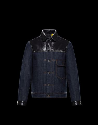 MONCLER BLUEGRASS - Overcoats - men