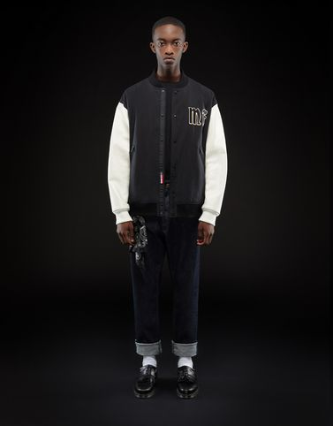 Moncler Bikers Man: RAGGAE