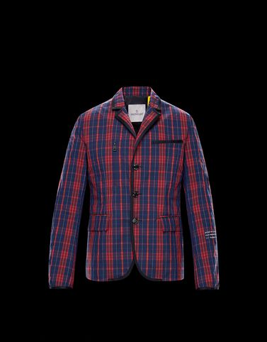 MONCLER FOLK - Overcoats - men