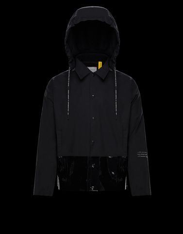 MONCLER SKA - Overcoats - men