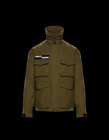 MONCLER JAZZ - Overcoats - men
