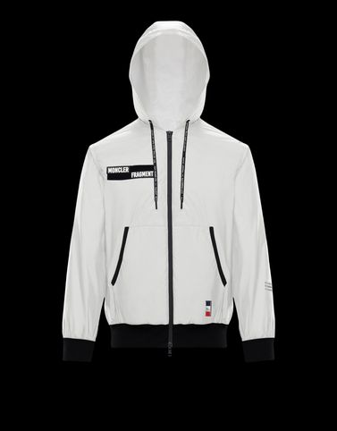MONCLER RAVE - Overcoats - men