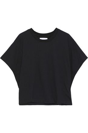 CURRENT/ELLIOTT The Tex cotton-jersey T-shirt