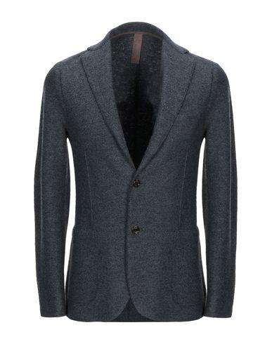 Фото - Мужской пиджак ELEVENTY свинцово-серого цвета