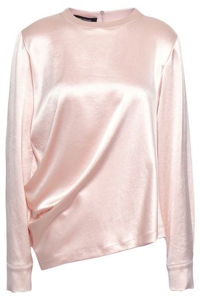 CEDRIC CHARLIER Satin blouse