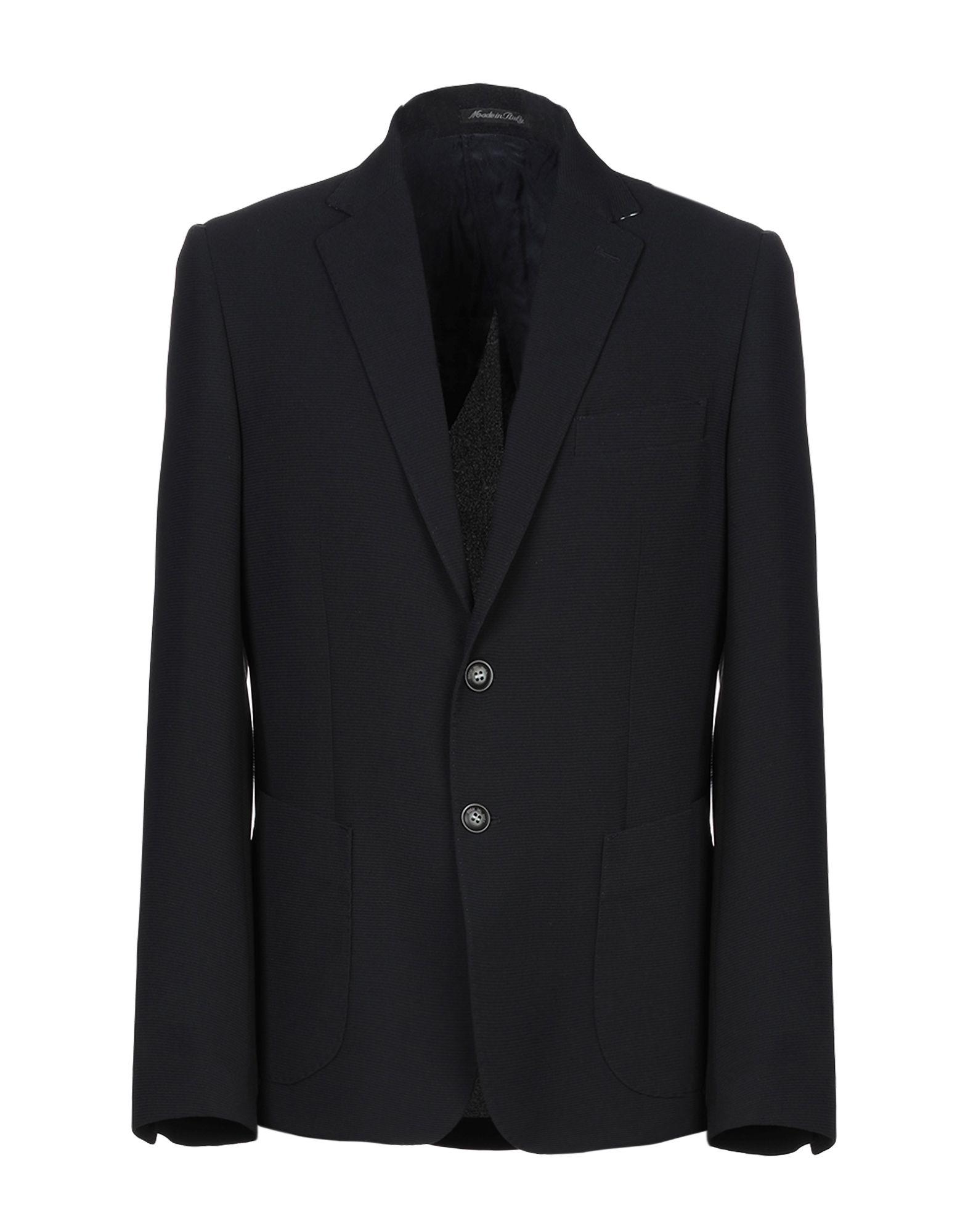 《期間限定セール開催中!》EREDI DEL DUCA メンズ テーラードジャケット ダークブルー 50 ポリエステル 96% / ポリウレタン 4%