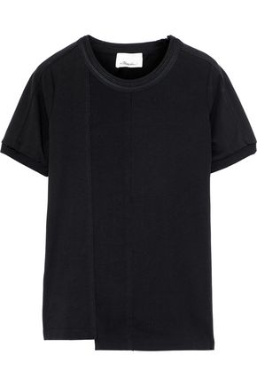 Embellished Cotton Jersey T Shirt by 3.1 Phillip Lim