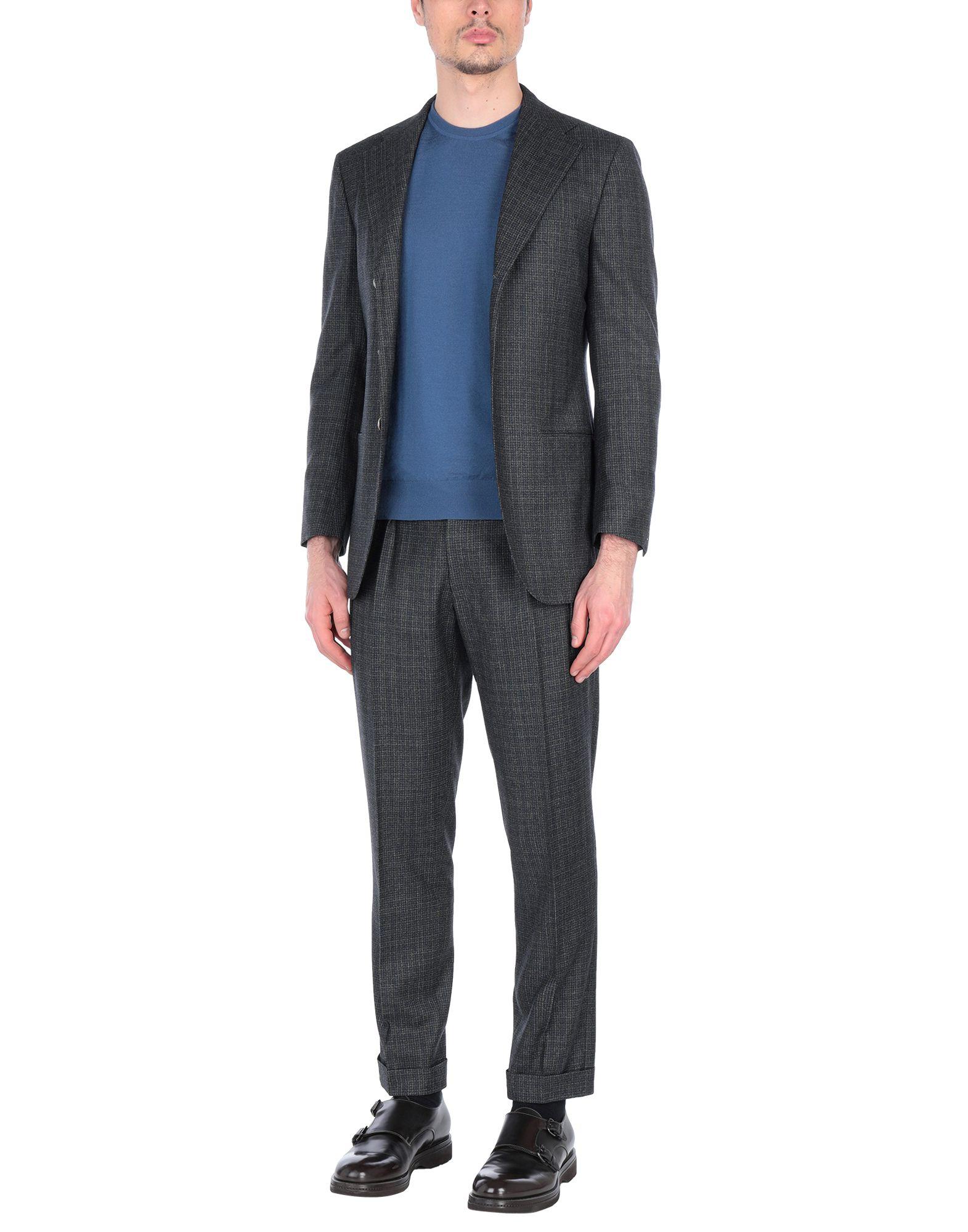 SARTORIO Костюм пиджак с застежкой на пуговицы sartorio