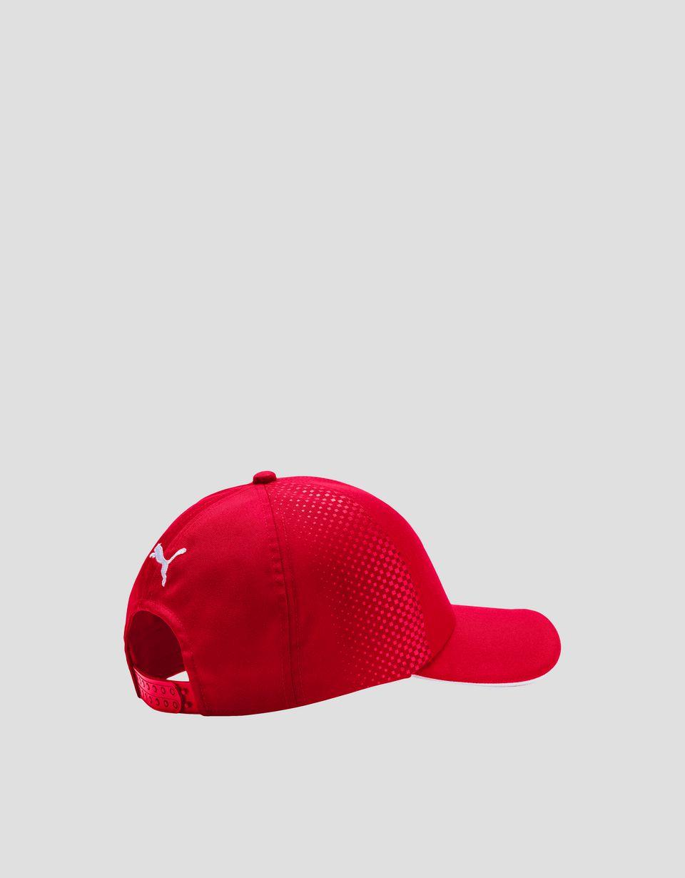 Scuderia Ferrari Online Store - Child's 2019 Vettel Replica cap - Baseball Caps