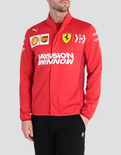 5ab803cb3b8e Scuderia Ferrari Replica 2019 Softshell jacket ...