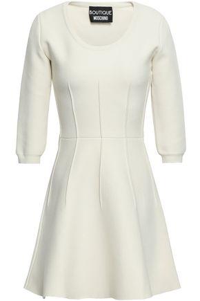 BOUTIQUE MOSCHINO Ponte mini dress