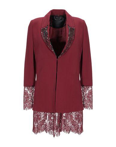 Купить Женский пиджак  красно-коричневого цвета