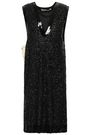 MARNI Sequined tulle tunic