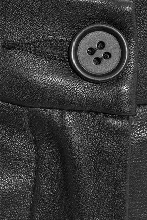 ROBERT RODRIGUEZ Leather leggings