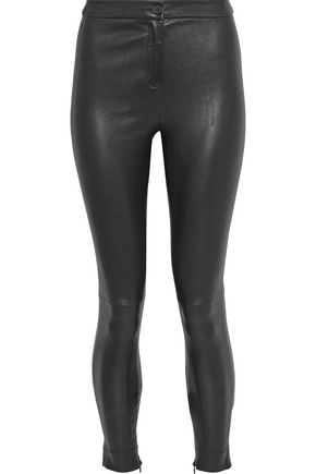ROBERT RODRIGUEZ Leather leggings