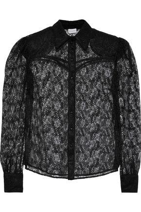 MAGDA BUTRYM Busan lace shirt