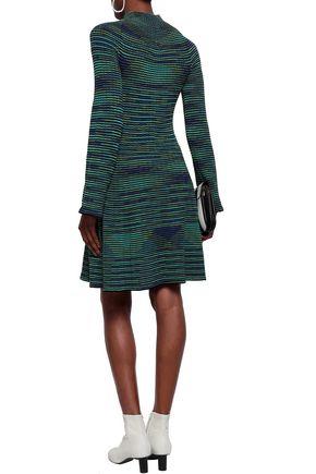 M MISSONI Ribbed wool mini dress