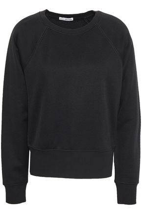JAMES PERSE Cotton-blend sweatshirt