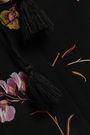 VANESSA BRUNO Floral-print silk crepe de chine blouse