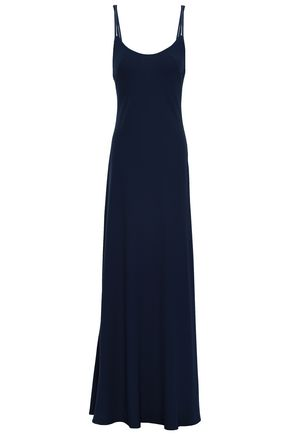 JENNY PACKHAM Open-back crepe gown
