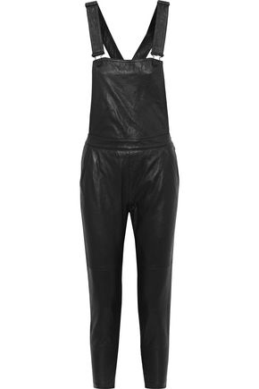 MUUBAA Leather overalls