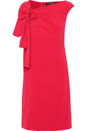 MAX MARA Astrale knotted crepe dress