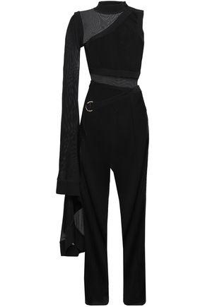 BALMAIN Stretch-knit jumpsuit