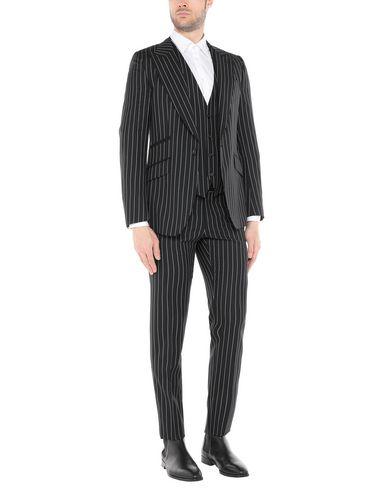Купить Мужской костюм  черного цвета