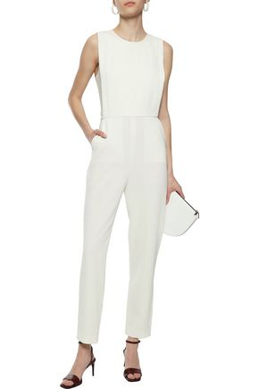 THEORY Remaline Admiral crepe jumpsuit