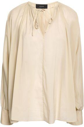 JOSEPH Niv crepe de chine blouse