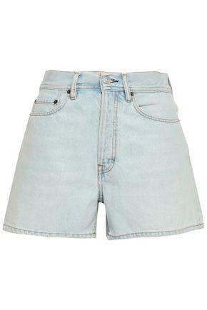 ACNE STUDIOS Swamp denim shorts