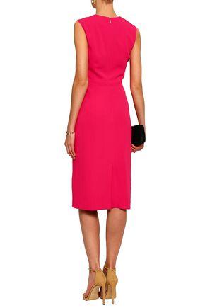 JASON WU Asymmetric stretch-crepe dress
