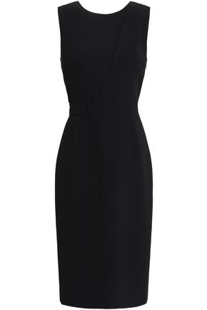 JASON WU | Jason Wu Draped Crepe Dress | Goxip