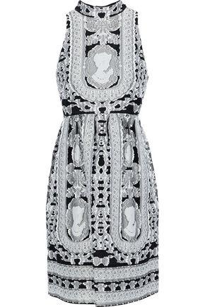 ERDEM | Erdem Dina Fil Coupé Dress | Goxip