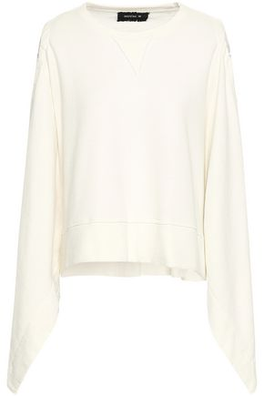 KITX French hemp and cotton-blend French terry sweatshirt