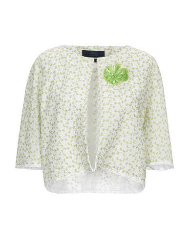 Купить Женский пиджак BLUE LES COPAINS светло-зеленого цвета