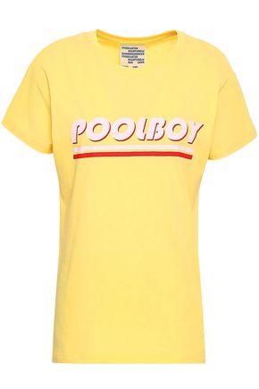 BAUM UND PFERDGARTEN Printed cotton-jersey T-shirt
