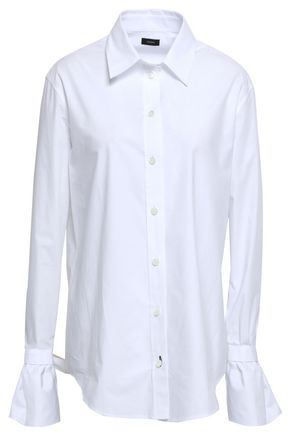 JOSEPH Rem cotton-poplin shirt