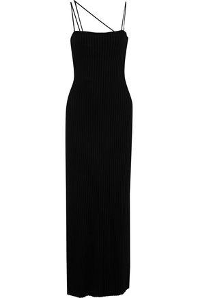 THE RANGE Ribbed-knit maxi dress