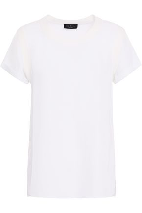 RAG & BONE Twill T-shirt