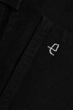RAG & BONE Frayed denim shorts