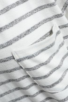 RAG & BONE ストライプ ストレッチニット Tシャツ