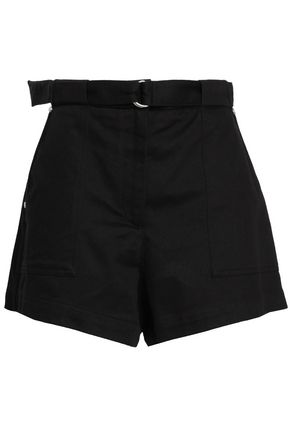 RAG & BONE Cotton-gabardine shorts