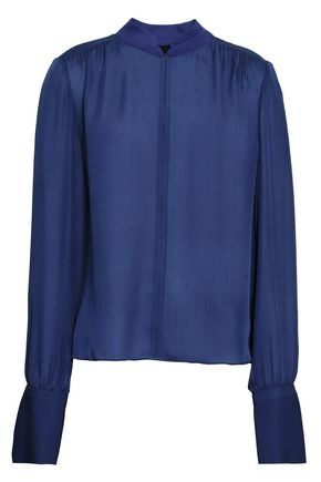 RAG & BONE Silk crepe de chine blouse