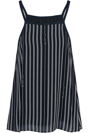 RAG & BONE Striped georgette to