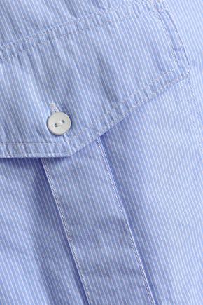 RAG & BONE Striped cotton Oxford shirt