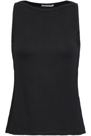 RAG & BONE Stretch modal and cotton-blend tank